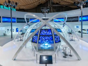 SIEMENS AG Industry Sector, Hannover Messe Internationalttrust_portfolio