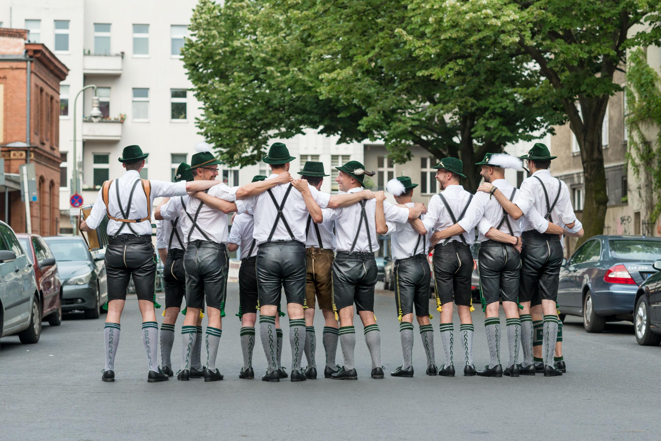 Berlin-Moabit, Querplattler