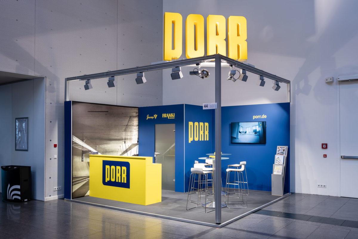 Porr / DBT