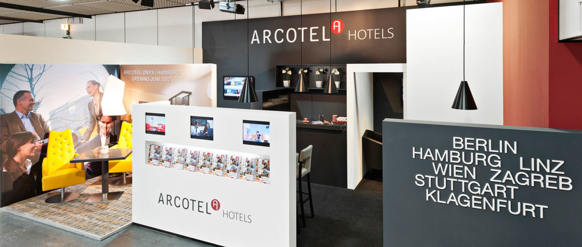 Arcotel / Internationale Tourismusbörse Berlin