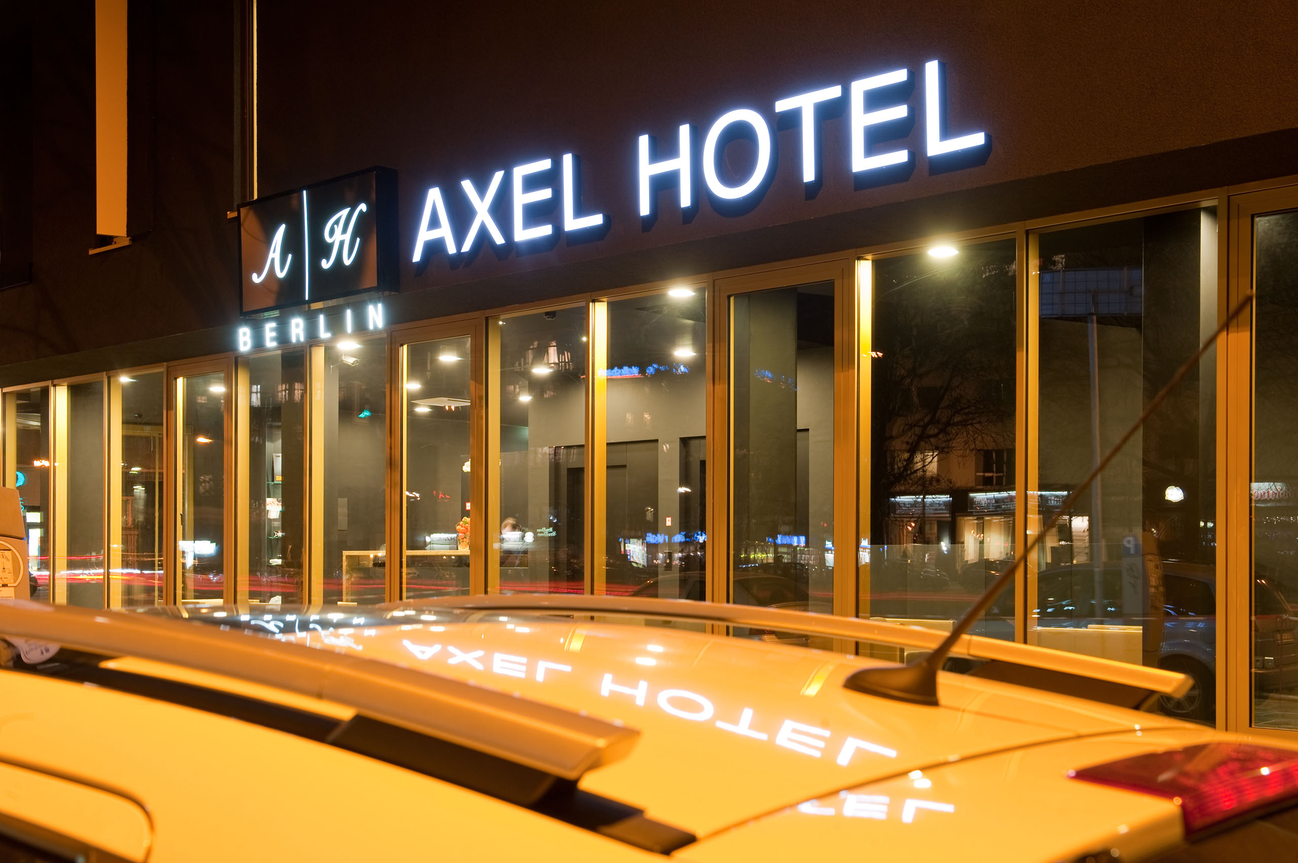 AXEL Hotels, Berlin