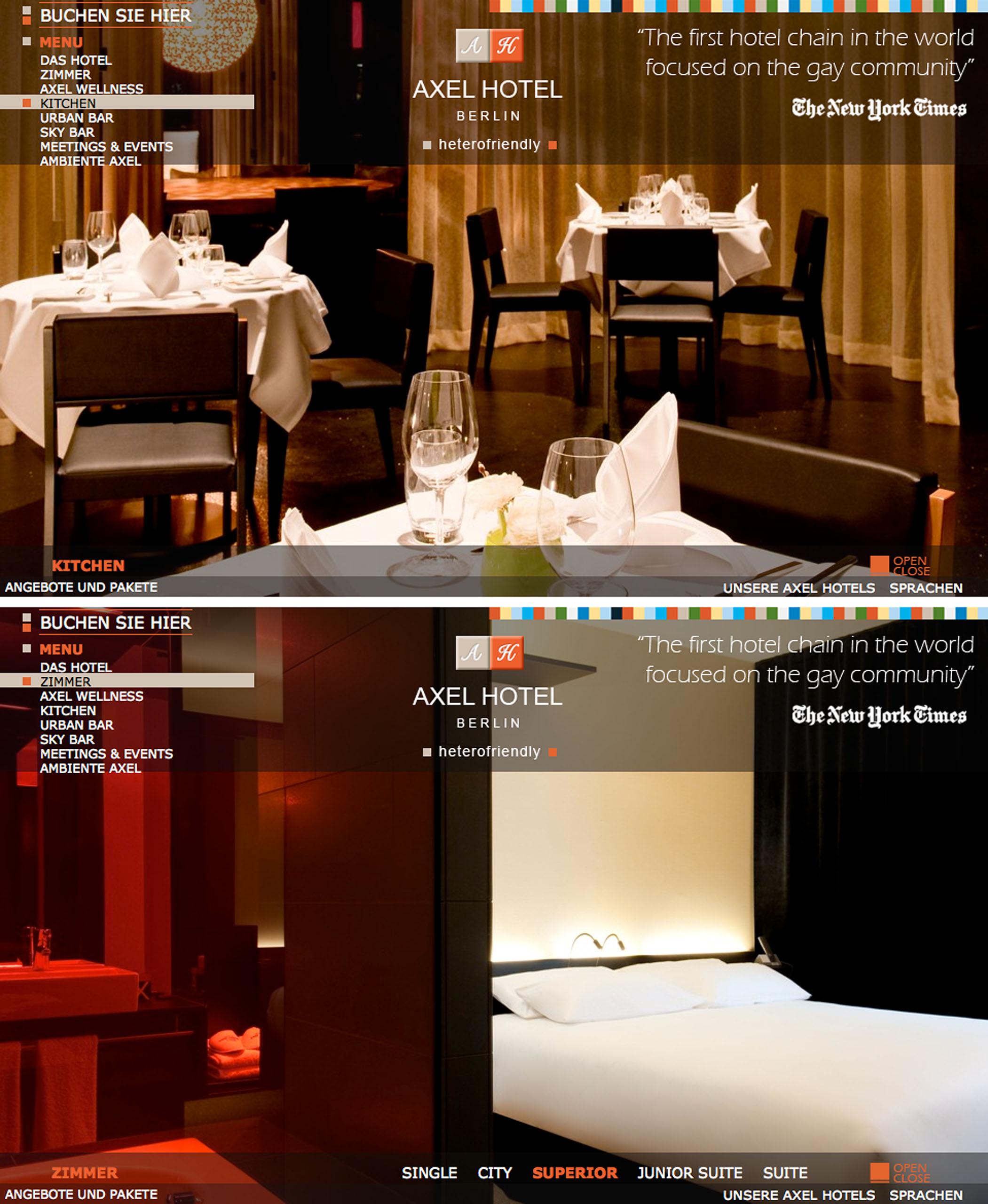 AXEL Hotels, Berlin