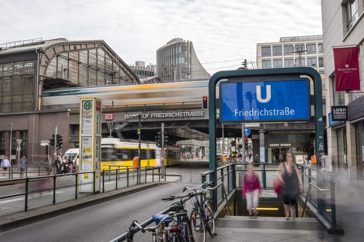 Berlin, Friedrichstrasse