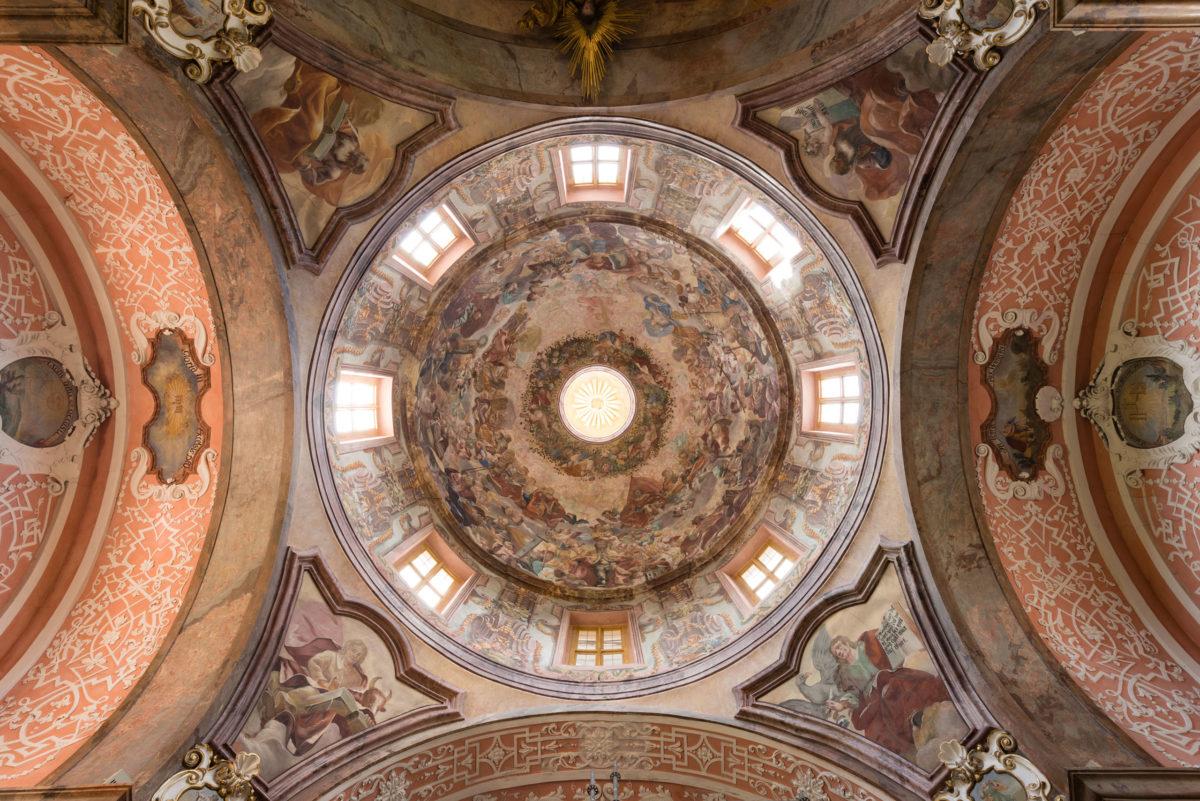 Evangelische Pfarrkirche zum Heiligen Kreuz, Neuzelle