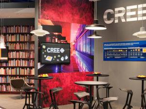 CREE, Light + Building / Frankfurt am Mainttrust_portfolio