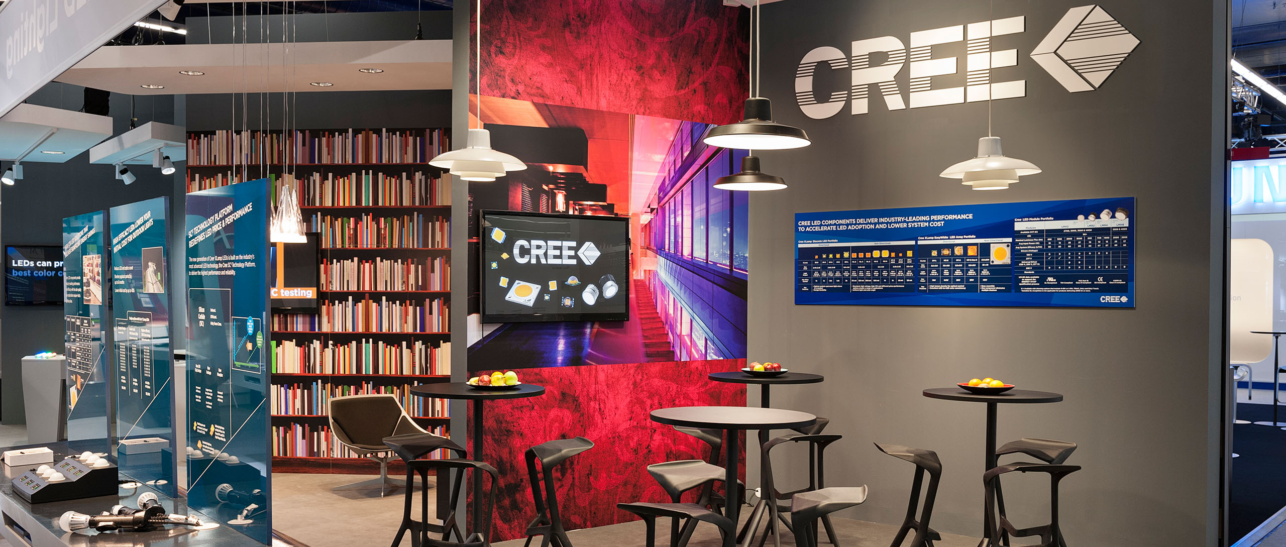 CREE, Light + Building / Frankfurt am Mainttrust_portfolio_1x2