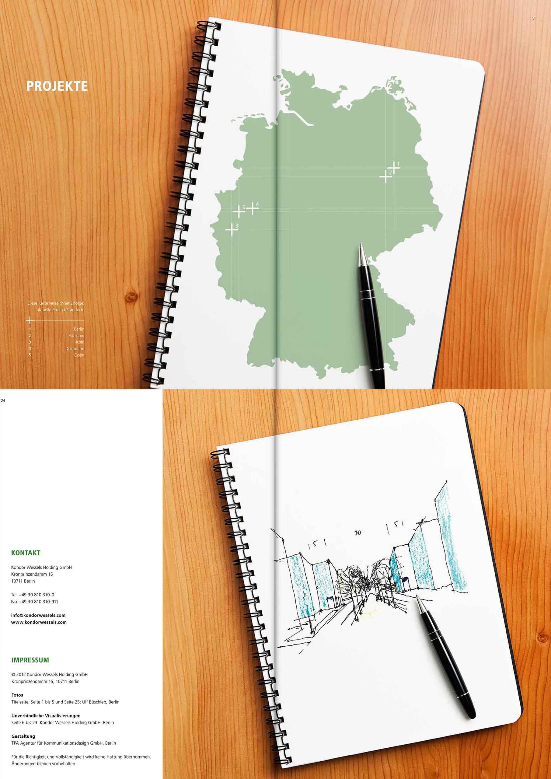 Key Visuals, Kondor Wessels / TPA Berlin