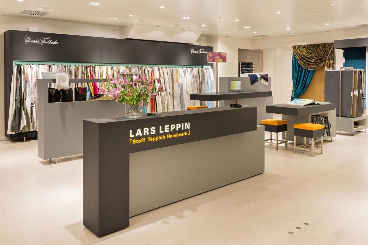 Lars Leppin, Christian Fischbacher / KaDeWe Berlin