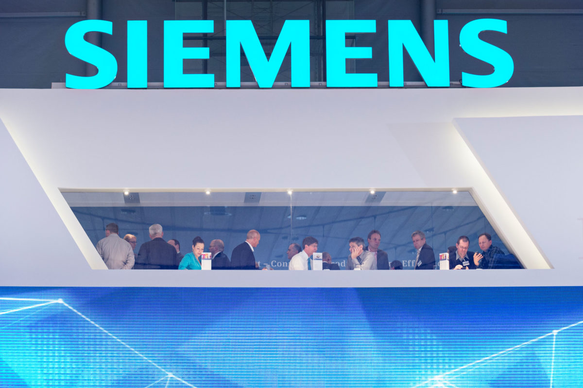 SIEMENS AG Industry Sector, Hannover Messe