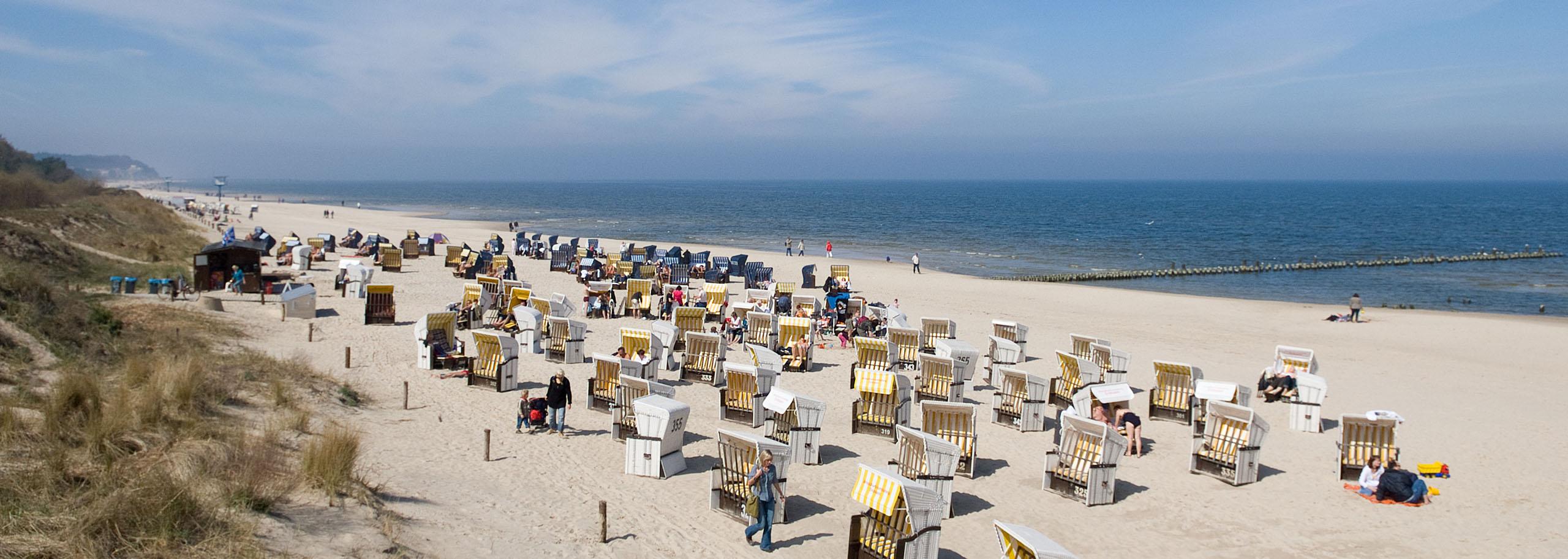 Broschüre Seaside Residencies Heringsdorf