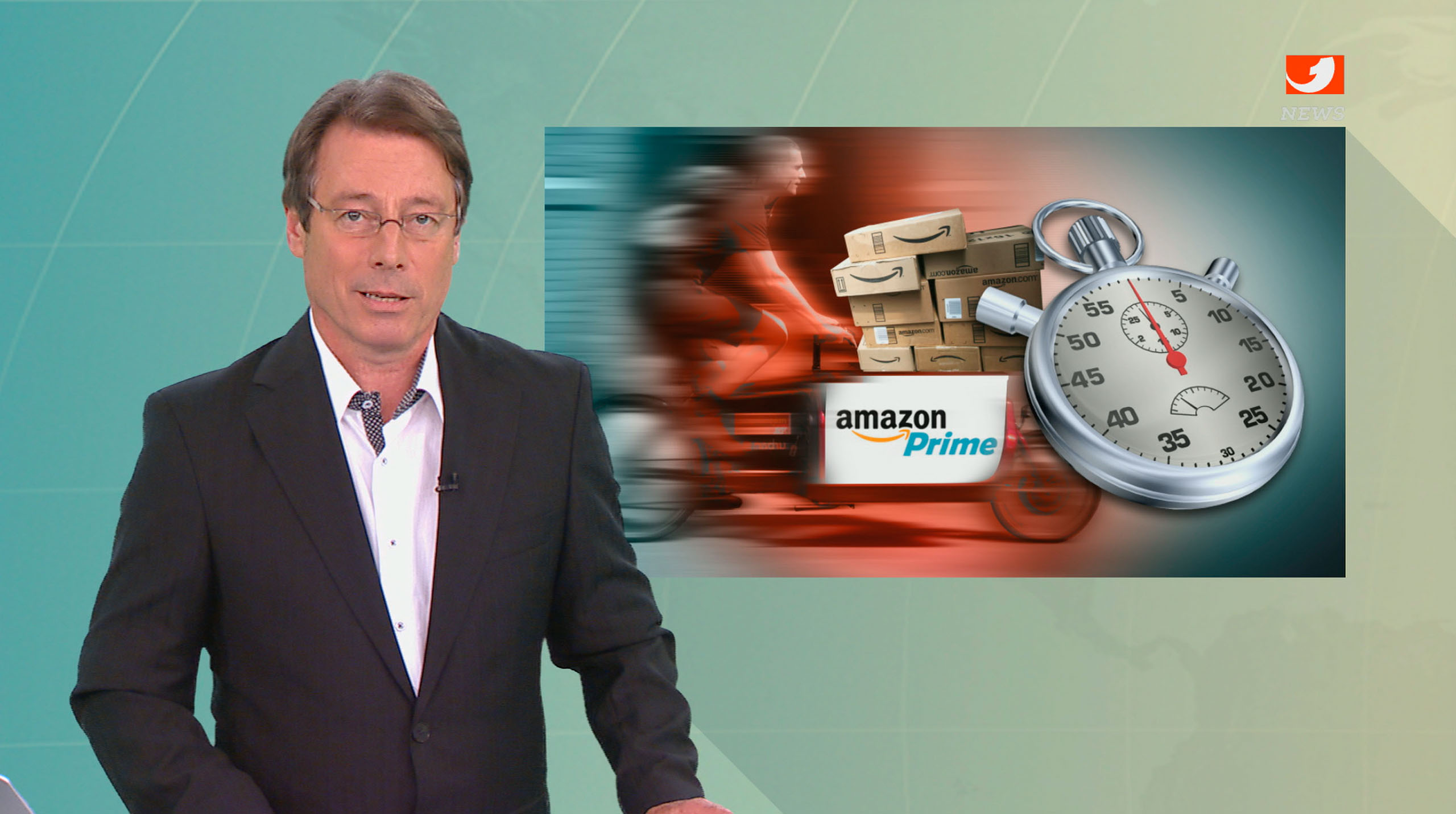 TV-News graphic designs (SAT.1, ProSieben, Kabel Eins, WeLT TV)