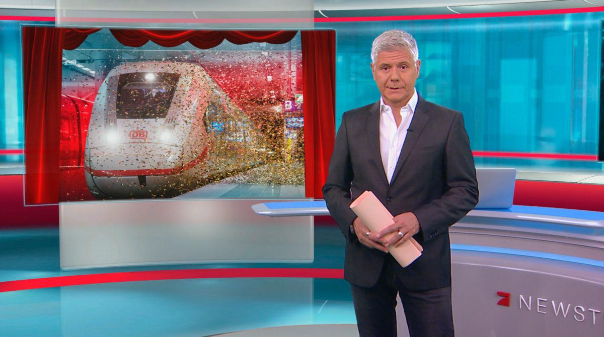 TV-News Graphic Designs (SAT.1, ProSieben, Kabel Eins, WELT Fernsehen)