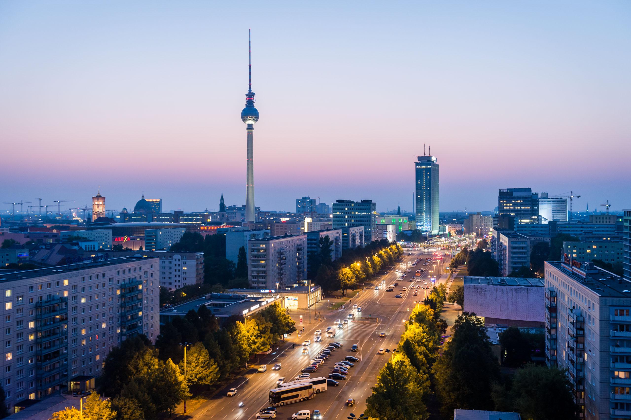 Berlin, Karl-Marx-Allee