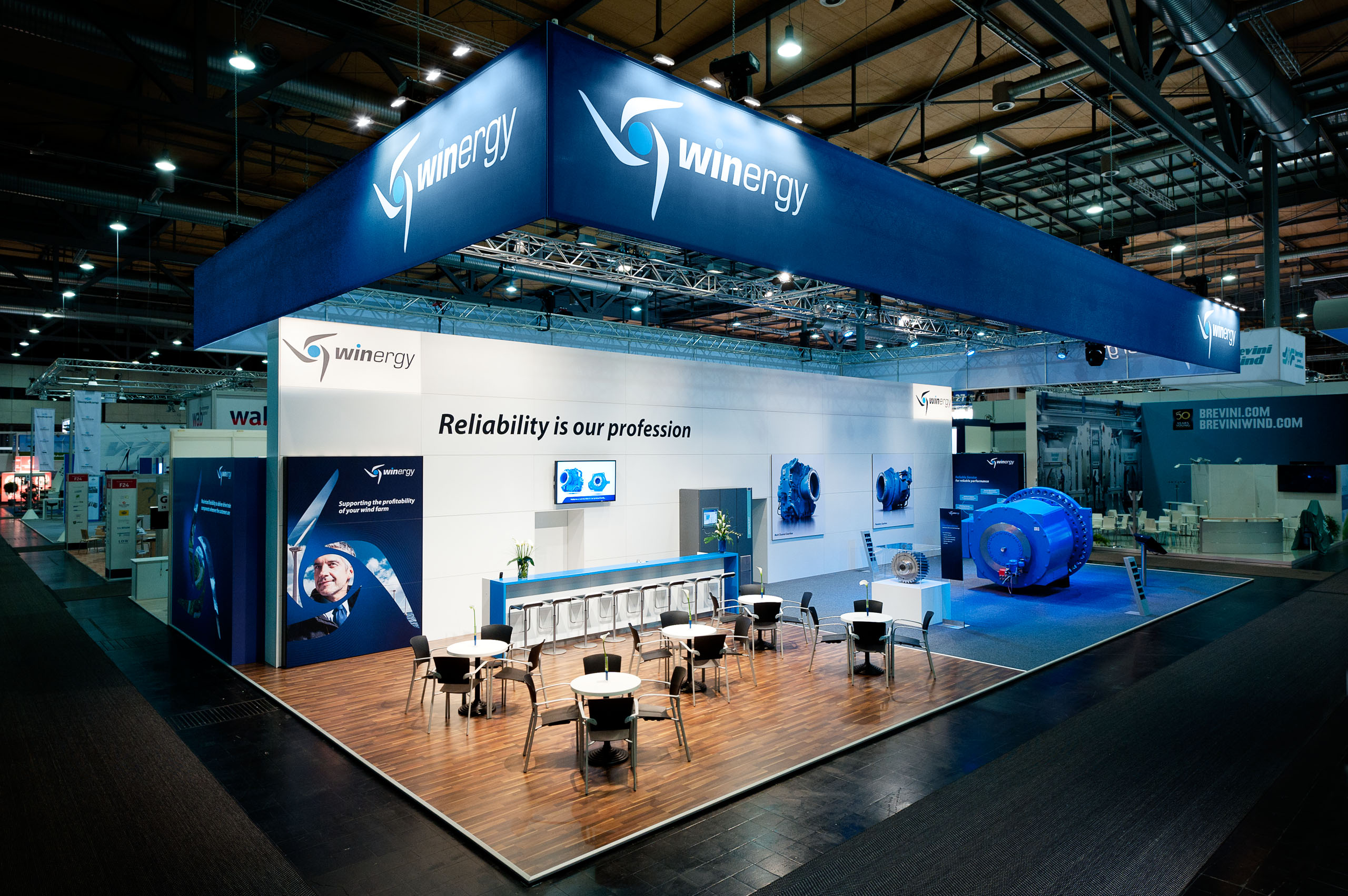 Winergy / Hannover Messe International