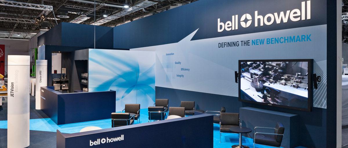 Bell + Howell, drupa / Düsseldorf