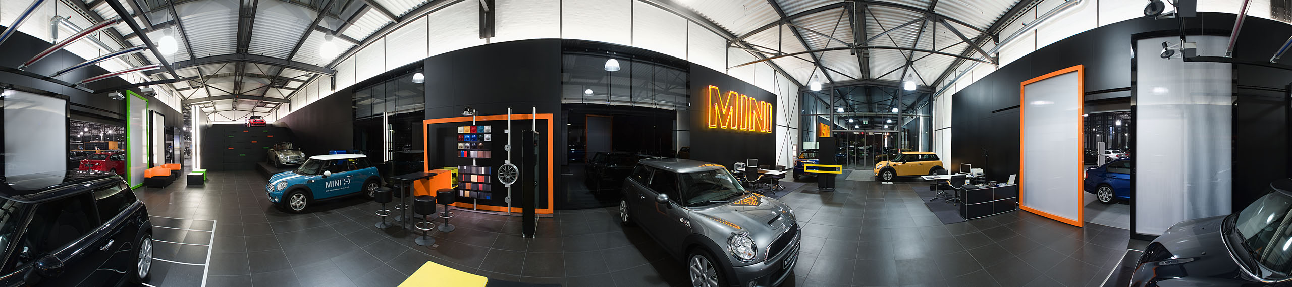 MINI-Showroom Riller&Schnauck, FTWild