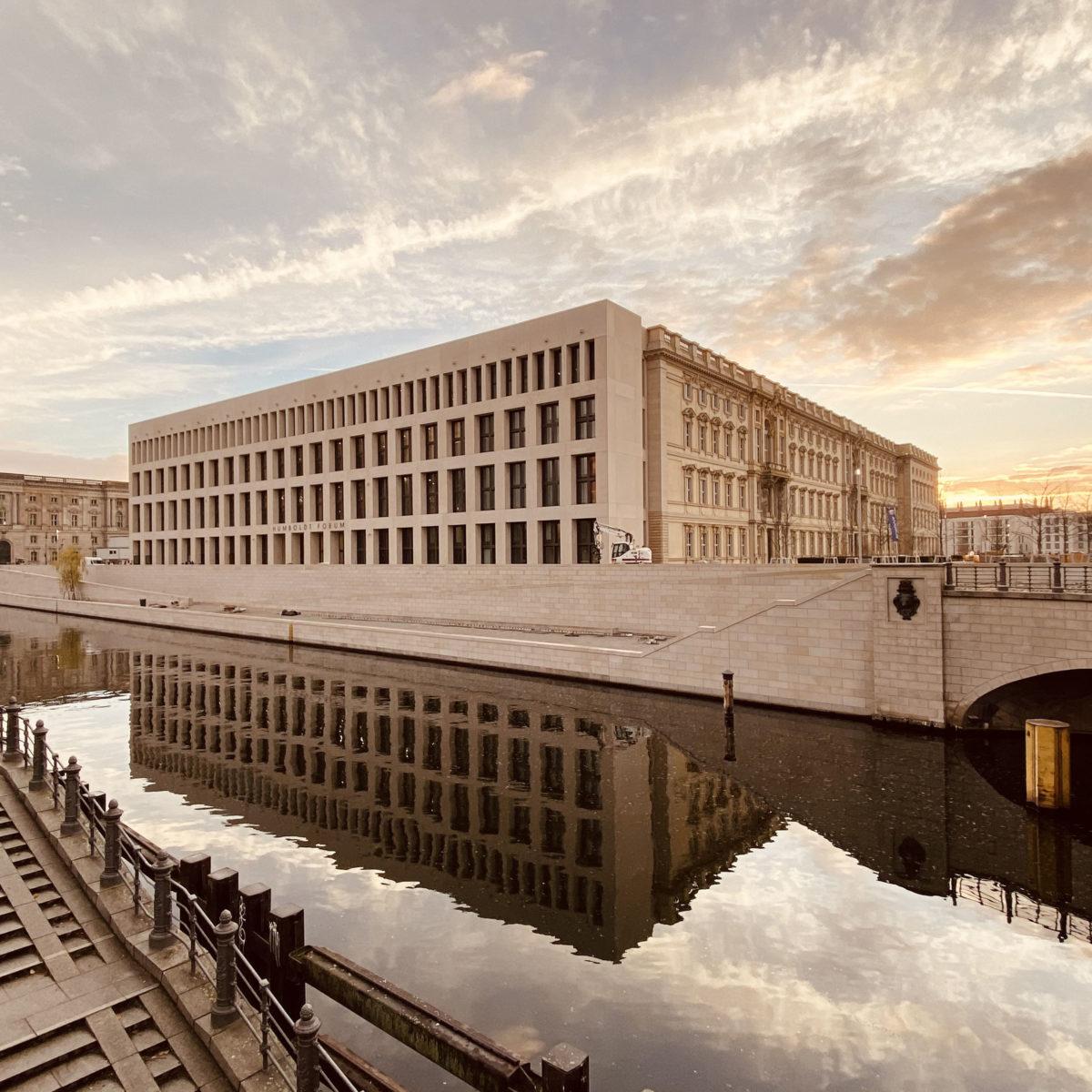 Berlin, Humboldt Forum