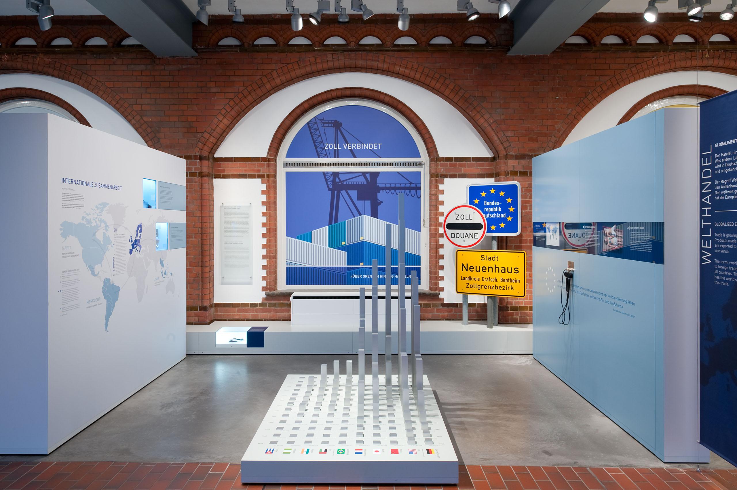 Buch Deutsches Zollmuseum Hamburgttrust_portfolio