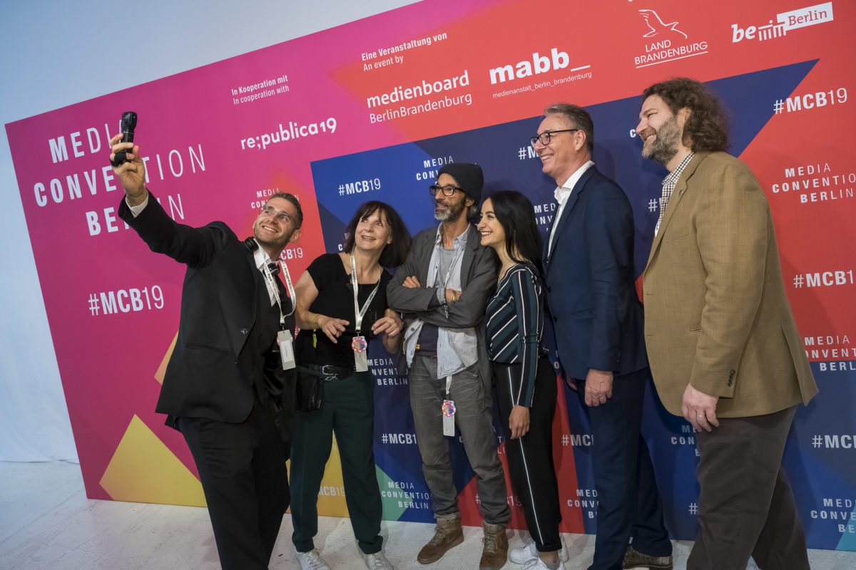 media convention berlin 2019