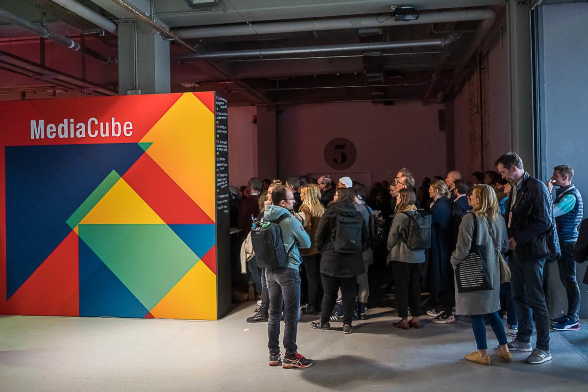 media convention berlin 20196.-8. Mai 2019, STATION-Berlin