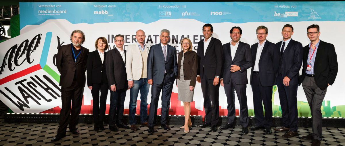 Internationaler Medienkongress @ IFA Berlin