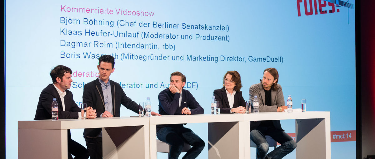 MEDIA CONVENTION, Berlin