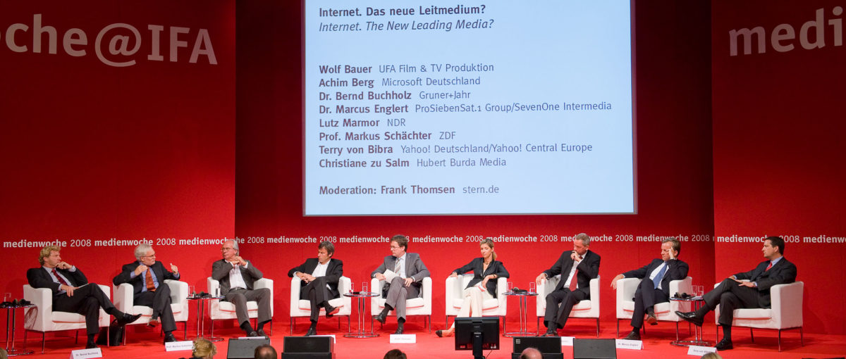 Internationaler Medienkongress @ IFA Berlin