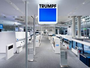 TRUMPF, EUROBLECH Hannoverttrust_portfolio