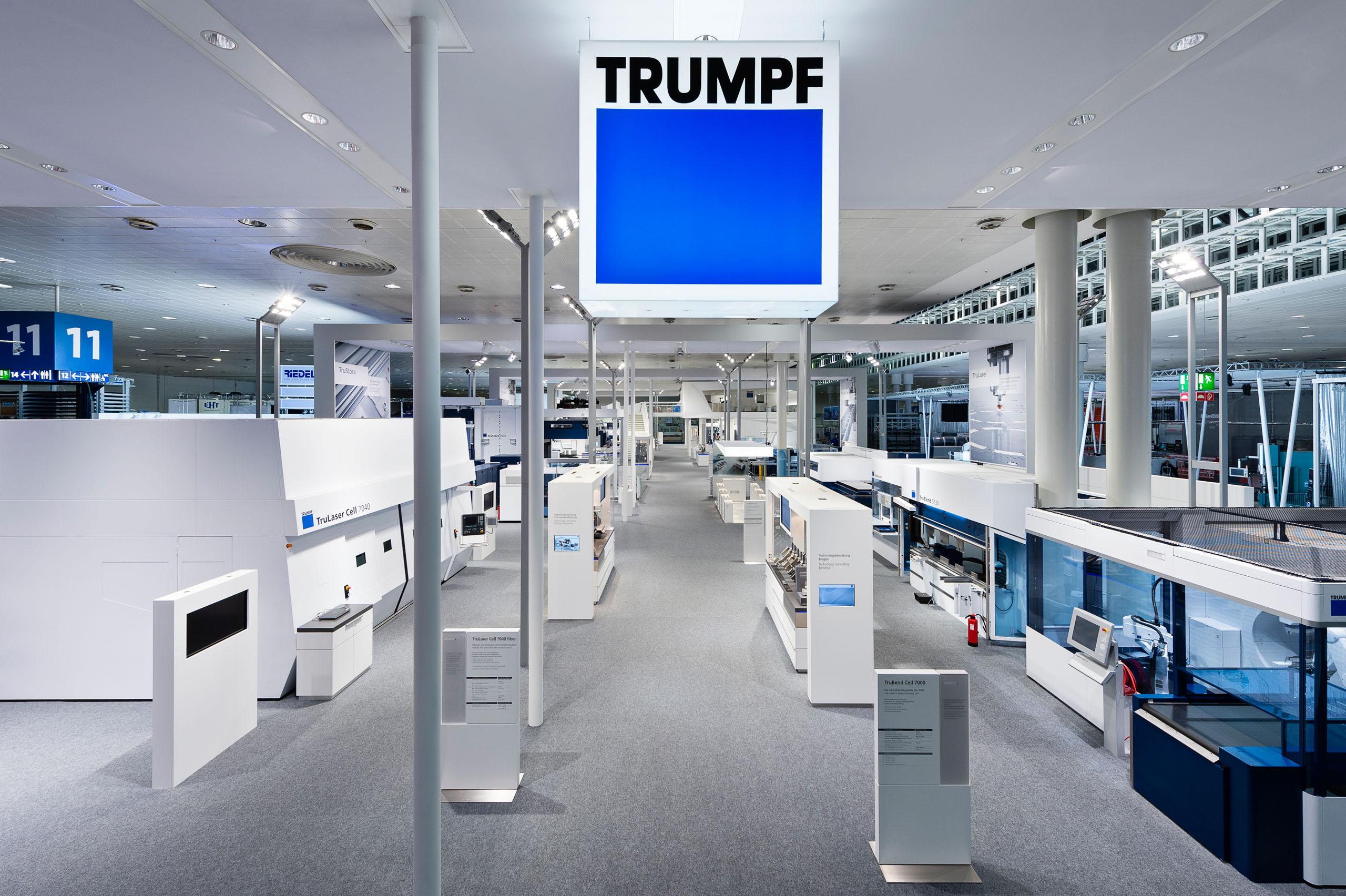 TRUMPF, EUROBLECH Hannover