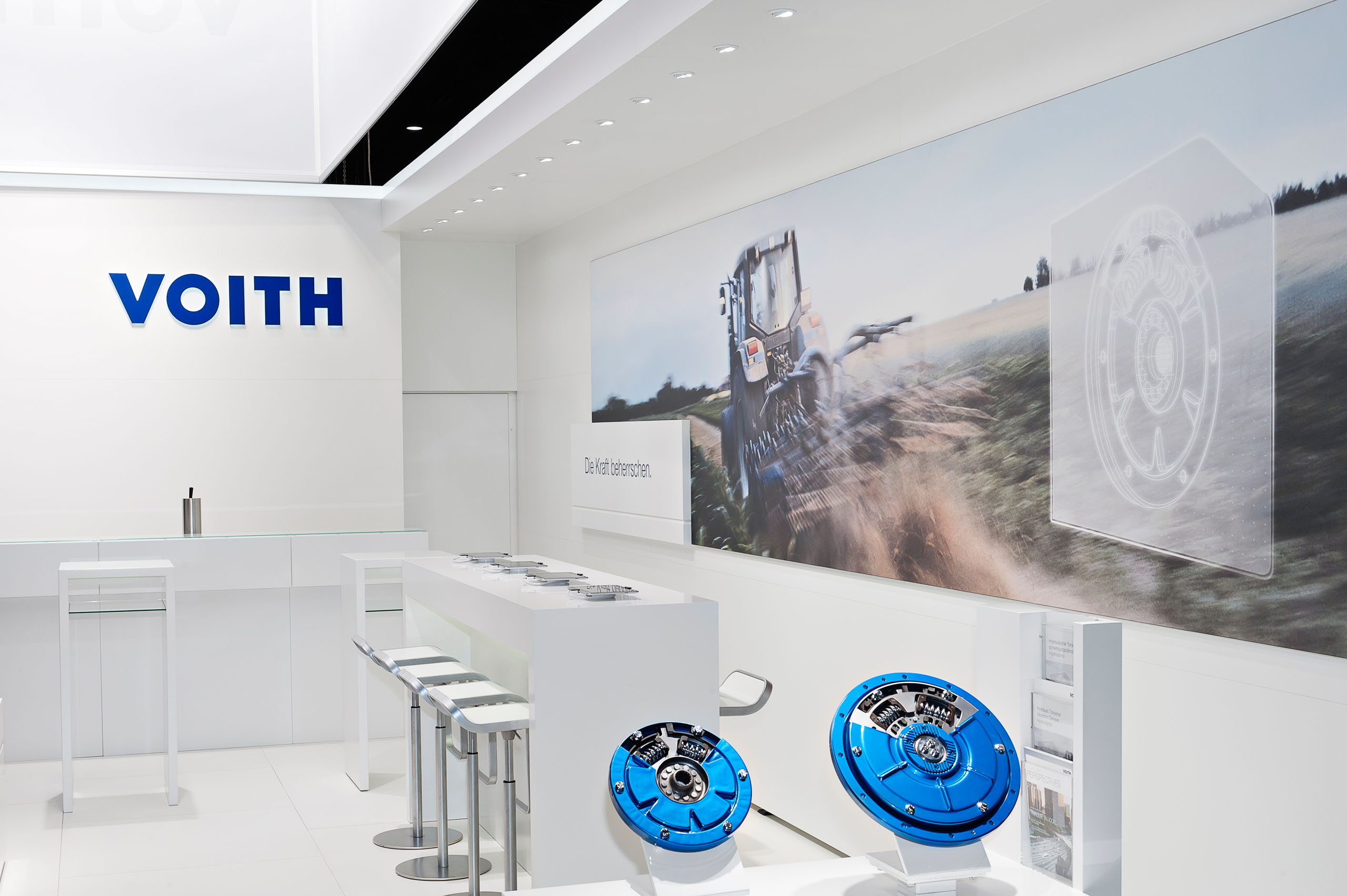 VOITH GMBH / AGRITECHNICA Hannover / Design Guide / TRIAD