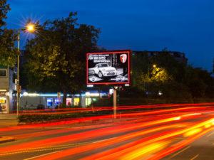Dokumentation Kampagne BMW, Wall AGttrust_portfolio