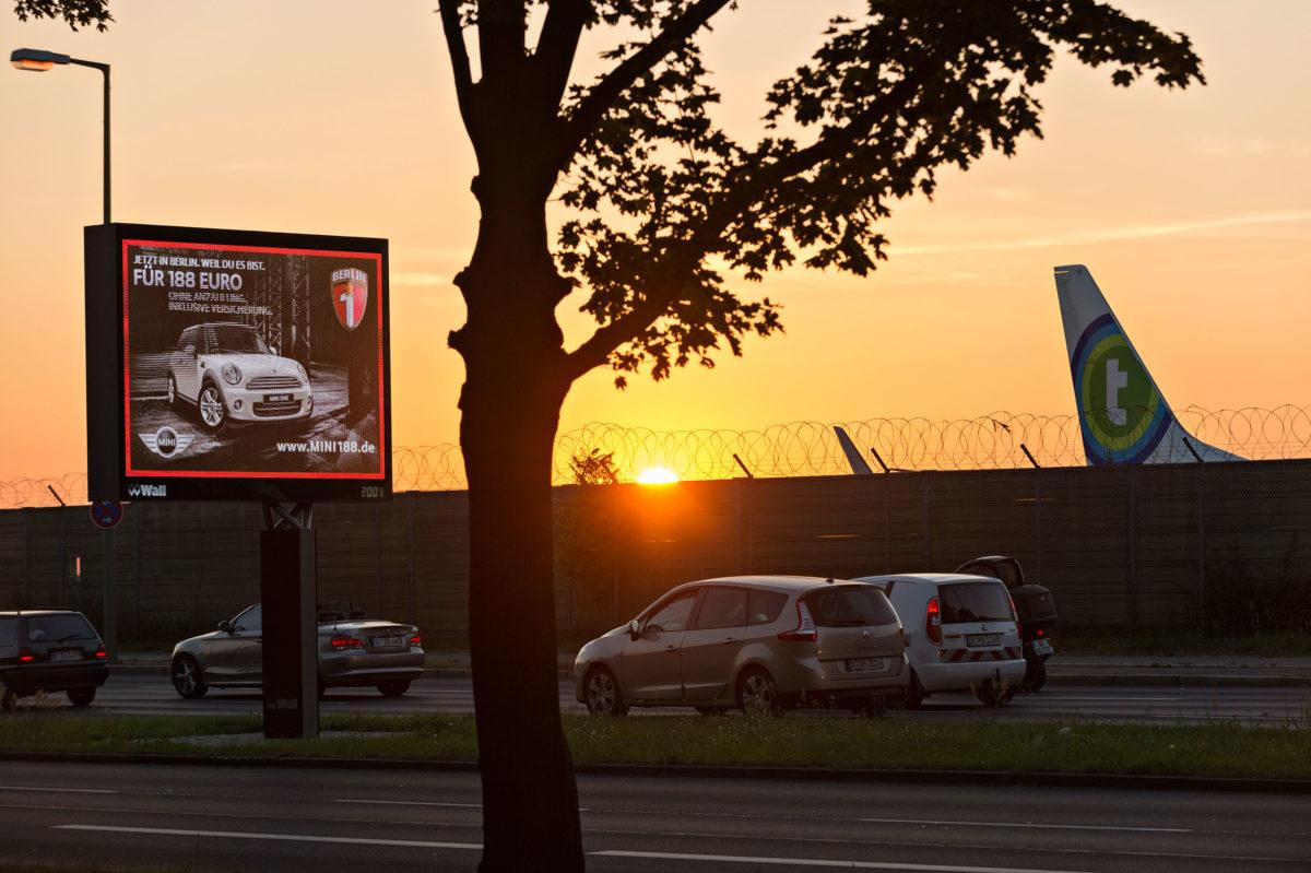 Dokumentation Kampagne BMW, Wall / FTWild