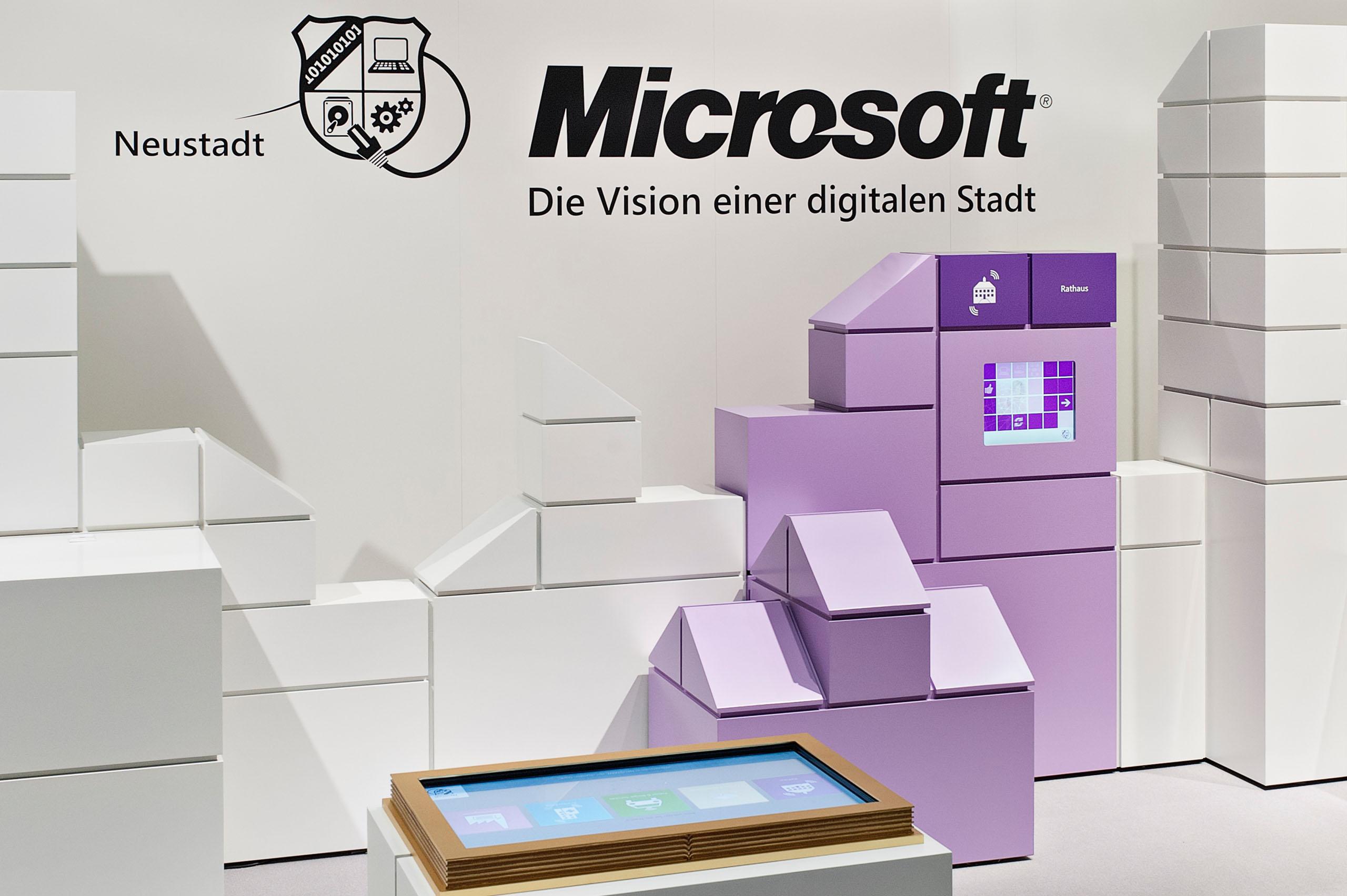 Microsoft, CEBITttrust_portfolio