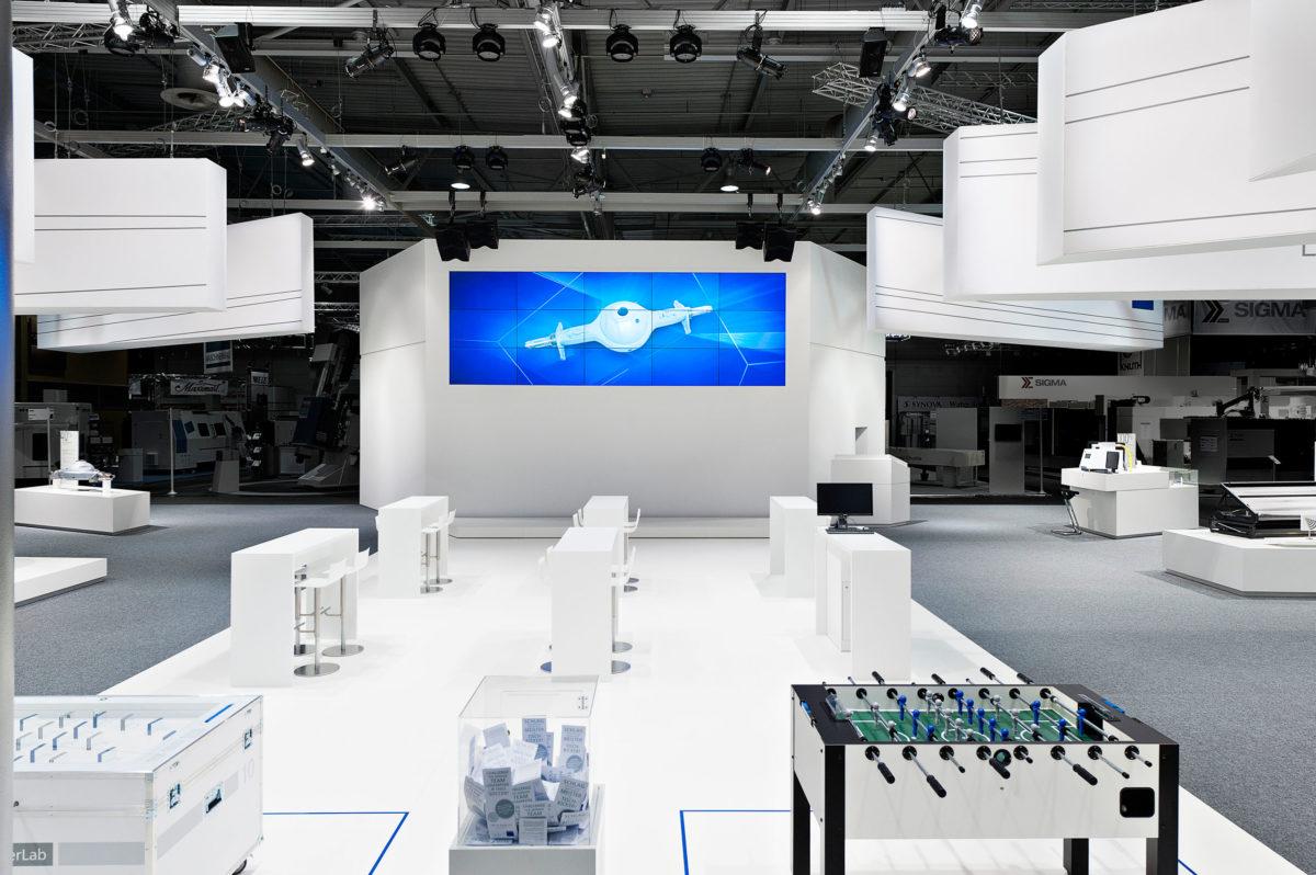 TRUMPF, EMO International Hannover / Triad Berlin