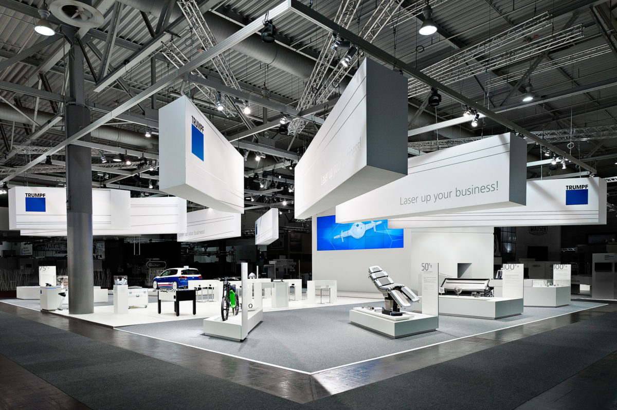 TRUMPF, EMO International Hannover / Triad Berlin