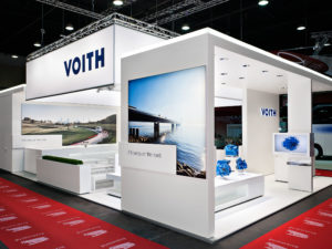 VOITH GMBH / Design Guide Exhibition Design