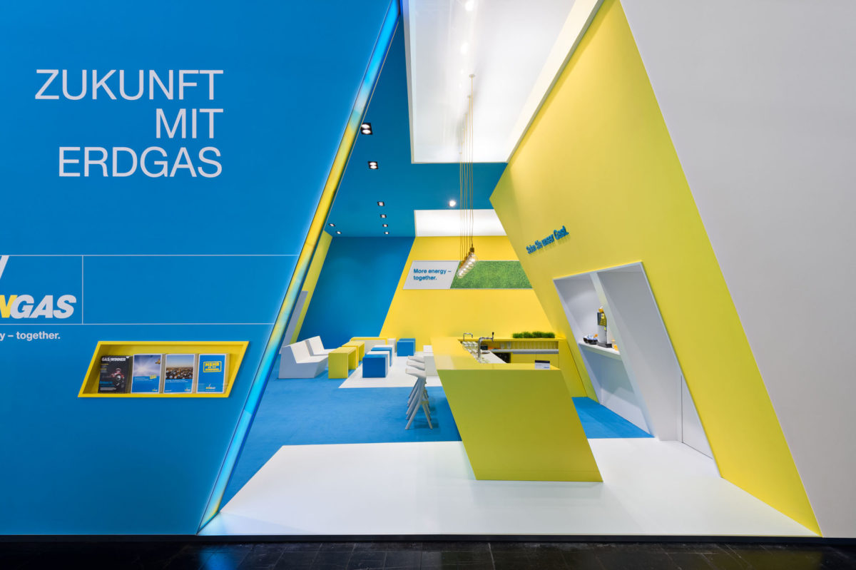 WINGAS, Hannover Messe International / MetaDesign AG