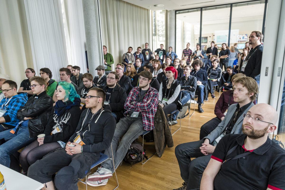 International Games Week Berlin / Quo Vadis, Game Developers Conference Berlin