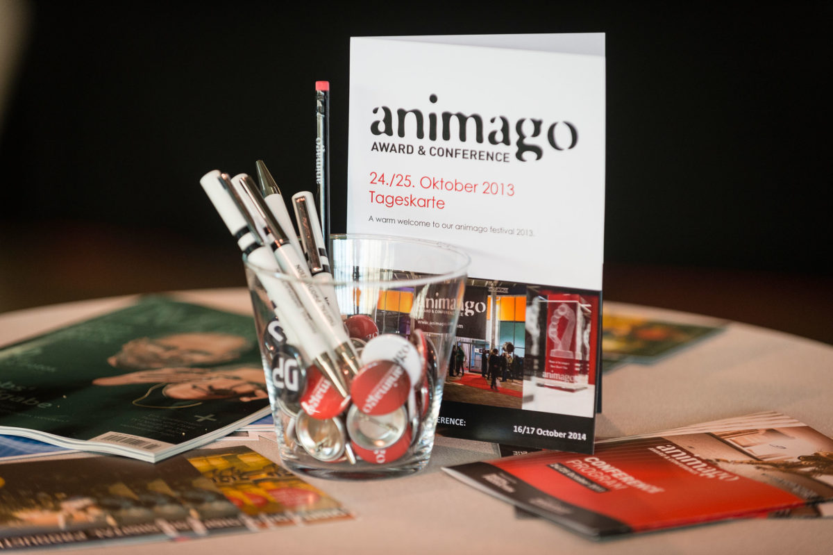 animago Award & Conference, Potsdam