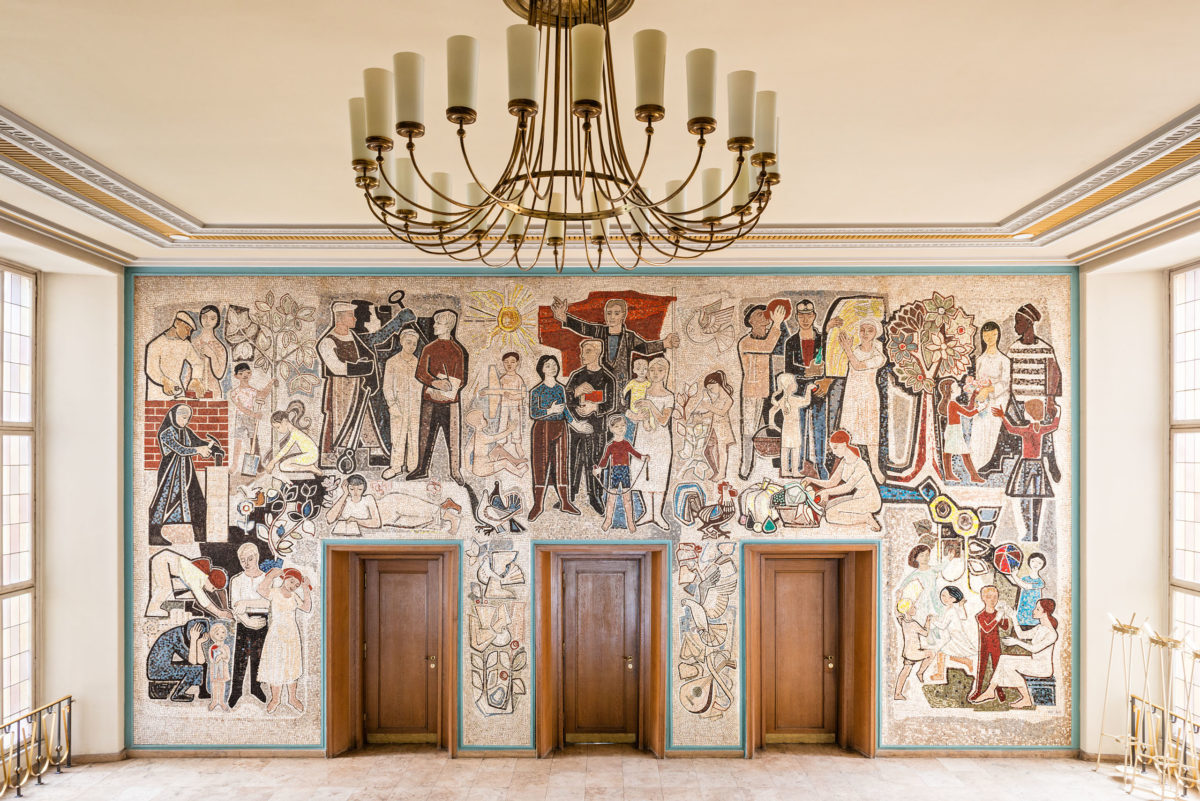 Brandenburg-Ausstellung / Prints im Landtag Brandenburg, Potsdam, 120X80cm, 300dpi