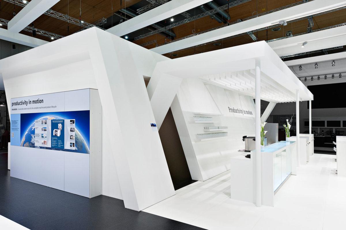 SIEMENS AG, Exposition Mondiale de la Machine Outil