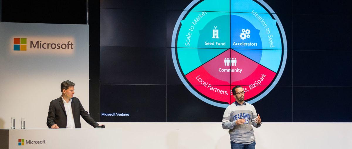 Microsoft Berlin Grand Opening