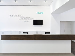 SIEMENS AG Showroom, Berlin