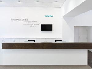 SIEMENS AG Showroom, Berlinttrust_portfolio