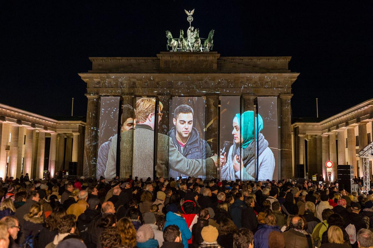 Zerstörte Vielfalt, Berlin / AMBION