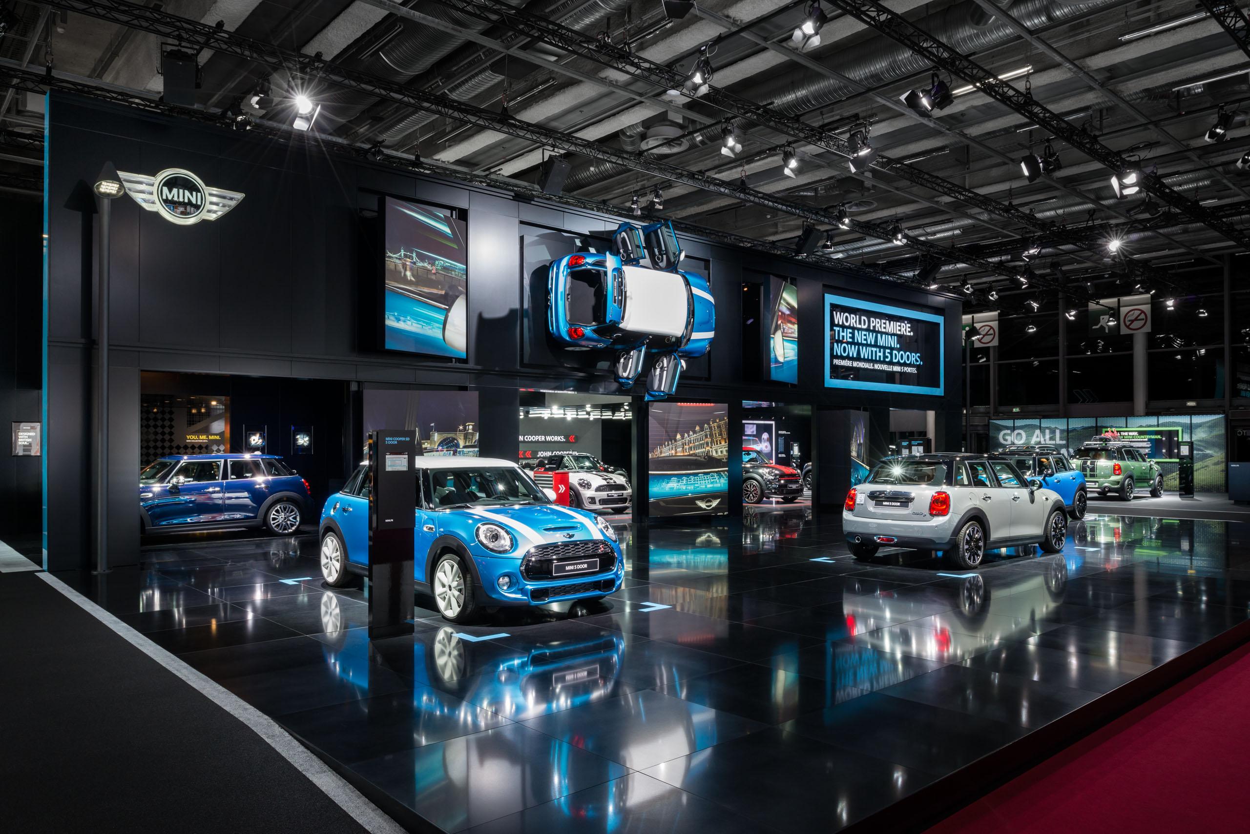 MINI / BMW Group, Mondial de l'Automobile 2014, Paristtrust_portfolio