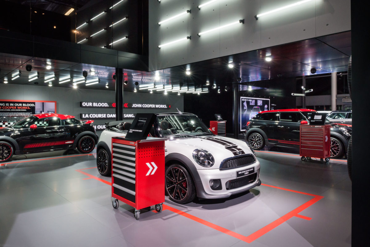 MINI / BMW Group, Mondial de l'Automobile 2014, Paris