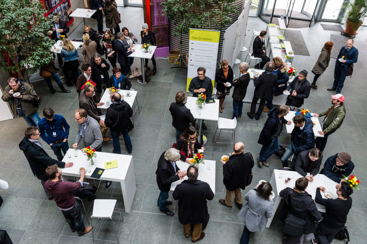 Changing The Picture - Technology Conference, Babelsberg