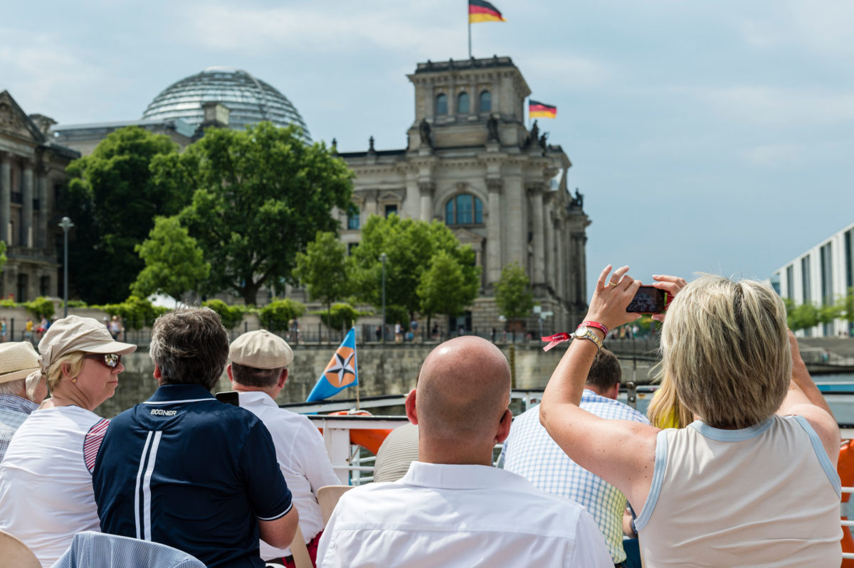 125 Jahre Gesamtmetall, Event, Berlin