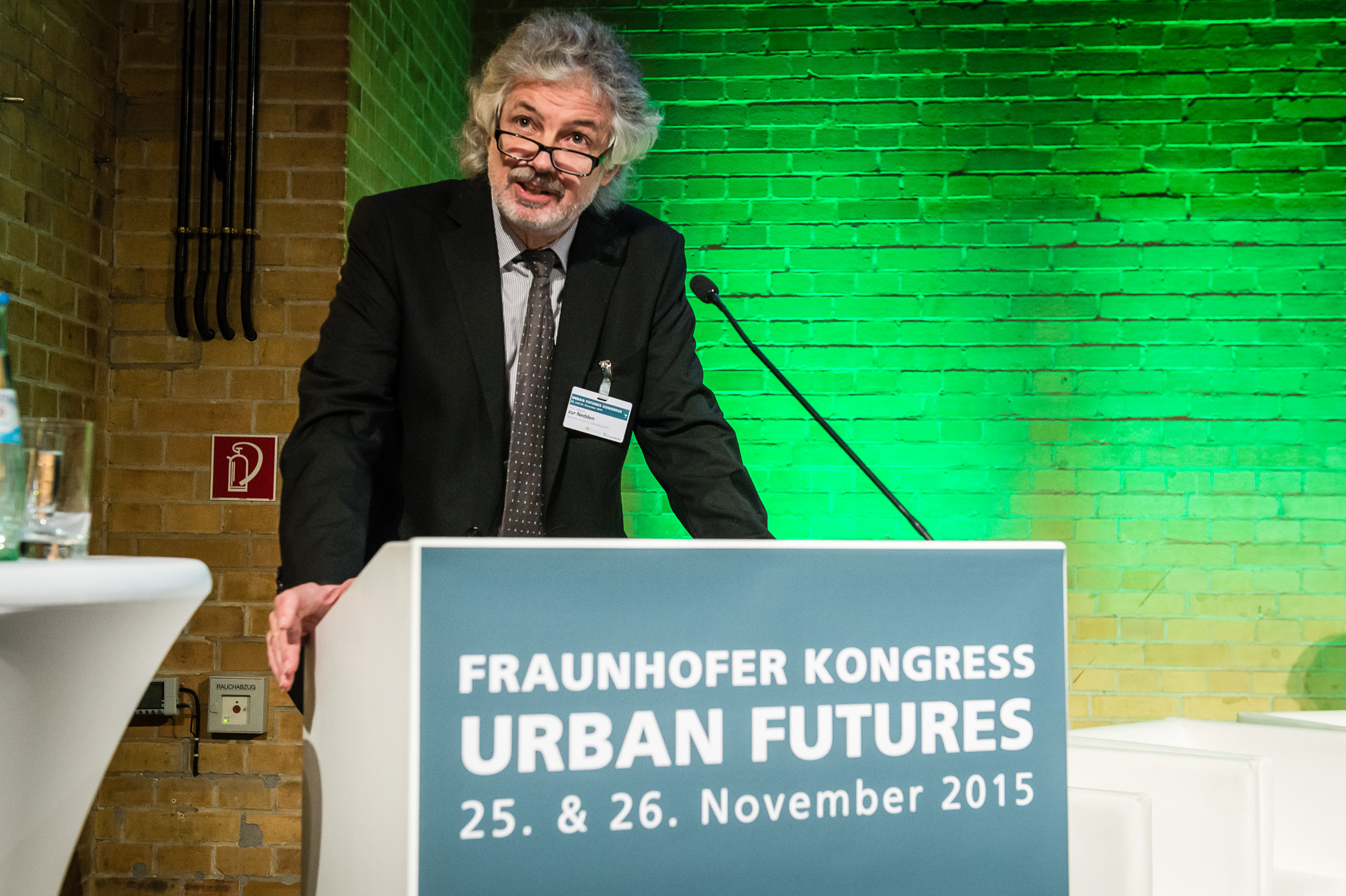 Fraunhofer Urban Futures Conference